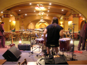 Der Rathskeller from stage