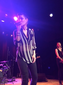 At this show, Dessa recognized me in the crowd from when I booked her at the Sett and called me out by name - at least I hear that's what happened, but think I blacked out.